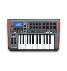 NOVATION Impulse 25 - Controller USB-MIDI