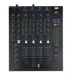 DAP AUDIO CORE MIX-4 USB Mixer per DJ a 4 canali con interfaccia USB