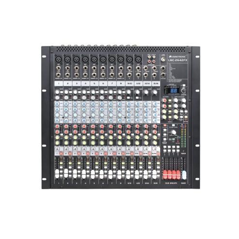 OMNITRONIC LMC-2642FX USB Mixer 16 canali con effetti e porta Usb