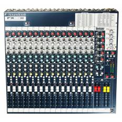 Soundcraft Fx 16 ii Mixer Analogico 16 canali
