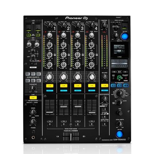 PIONEER DJM 900 NXS2 fronte