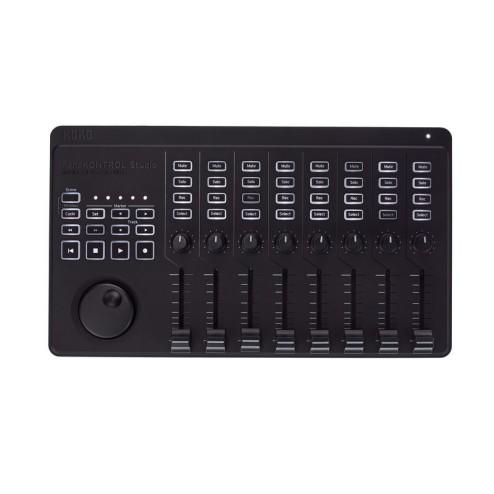 KORG NANO KONTROL STUDIO MOBILE MIDI CONTROLLER BLUETOOH 8 FADER + 8 CONTROLLI ROTATIVI + PAD RETROILLUMINATI