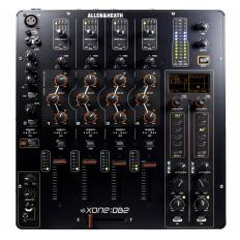 ALLEN & HEATH XONE DB2 MIXER PER DJ 4 CANALI CONTROLLO MIDI