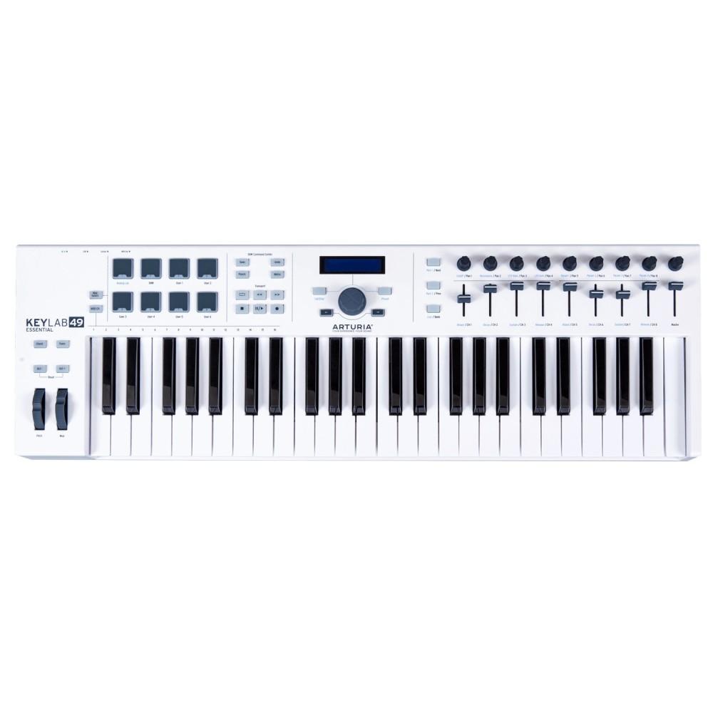 Arturia KeyLab 49 Essential Tastiera Midi Usb 49 Tasti