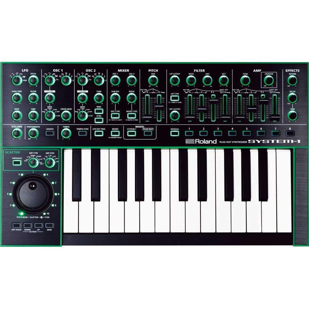 Roland System 1 PLUG-OUT Synthesizer