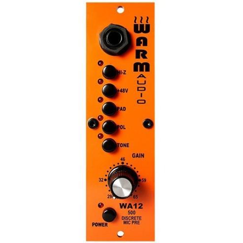 Warm Audio WA12 500 Preamplifcatore Microfonico Serie 500